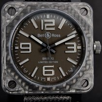 Bell & Ross Carbon Automatic 46mm new BR 01-92