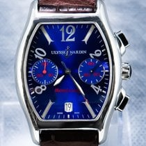 Ulysse Nardin Steel 35mm Automatic 56342 pre-owned