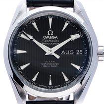 Omega Seamaster Aqua Terra Acier 38.5mm Noir