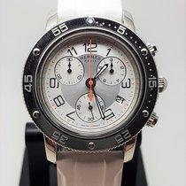 Hermès Ατσάλι 36mm Χαλαζίας CP2.410 καινούριο