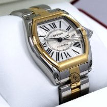 Cartier Roadster W62031Y4 pre-owned