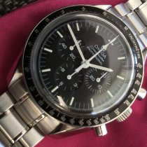 Omega Speedmaster Professional Moonwatch Stål 42mm Svart Ingen tall Norge, 4631