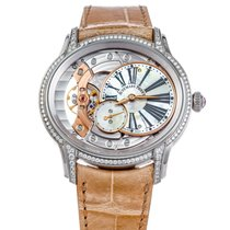 Audemars Piguet Millenary Ladies White gold 39.5mm Mother of pearl United States of America, Texas, Houston