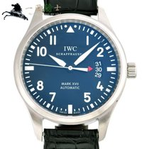 IWC Pilot Mark Steel 41mm Black United States of America, California, Los Angeles