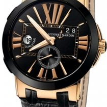 Ulysse Nardin Rose gold 43mm Automatic 246-00-5/42 pre-owned