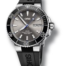 Oris Hammerhead Limited Edition new Automatic Watch with original box and original papers