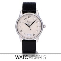 Montblanc Steel 34mm Automatic 114734 new