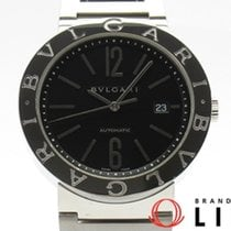 Bulgari Bulgari Steel 42mm Black