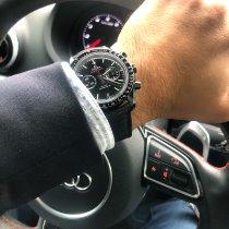 Omega Speedmaster Professional Moonwatch Céramique Noir Sans chiffres France, Annemasse