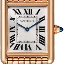 Cartier WGTA0024 Rose gold 2019 Tank Louis Cartier new