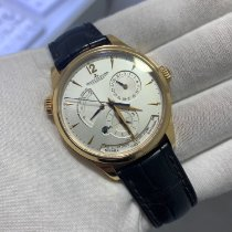 Jaeger-LeCoultre Master Geographic Ouro rosa 39mm Prata