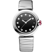 Bulgari Lucea new 2020 Automatic Watch with original box and original papers LU33BSSD/11.T 102953