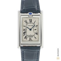 Cartier Tank (submodel) Staal 26.5mm Wit Romeins Nederland, Maastricht