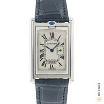 Cartier Tank (submodel) Steel 26.5mm White Roman numerals