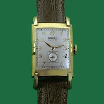 Gruen 41mm Manual winding Curvex pre-owned United States of America, California, Los Angeles