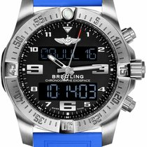 Breitling Exospace B55 Connected Titan 46mm Schwarz Arabisch