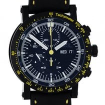 Temption Chronograph Classic Curare Day Date Yellow Black...