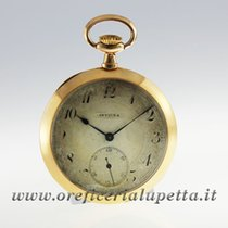 Invicta Montre occasion Or rose 52mm Remontage manuel Montre uniquement