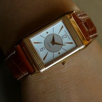 Jaeger-LeCoultre 250.2.86 Rose gold 2003 Reverso Classique 23mm pre-owned