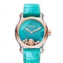 Chopard Happy Fish 36 MM Automatic Watch