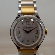 Baume & Mercier Ilea new Quartz Watch with original box and original papers 08773