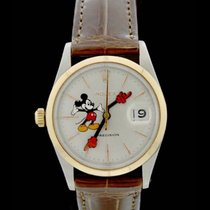 Rolex Precision Date -Mickey Mouse- Left Hand - Ref.: 6694 -...