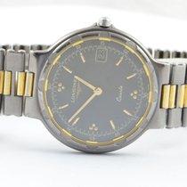Longines Conquest Herren Uhr Quartz Edelstahl Stahl/gold 36mm...