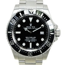 Ρολεξ (Rolex) Sea-dweller Stainless Steel Black Automatic 116600