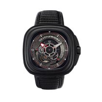 Sevenfriday 51mm Automatic new P3-1 Black