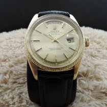 Rolex DAY-DATE 1807 (not 1803) 18K Gold with Original Bark...