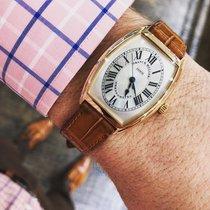 Franck Muller Cintree Curvex 2852 Chronometro w/ 18k Rose Gold...