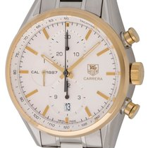 TAG Heuer : Carrera Calibre 1887 Chronograph :  CAR2150.BA0720...