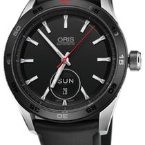 Oris Artix GT Steel 42mm Black United States of America, New York, Airmont