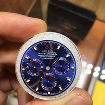 Rolex 40mm, Daytona, Blue Color Face For 116520, 116509, And...