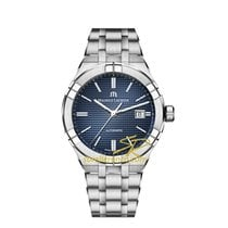Maurice Lacroix AIKON AUTOMATIC Full Steel Blue Dial 42mm...