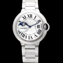 Cartier Ballon Bleu new Automatic Watch with original box and original papers WSBB0021