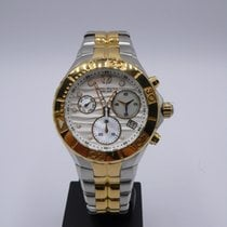 Technomarine Otel 43mm Cuart technomarine 715020 nou