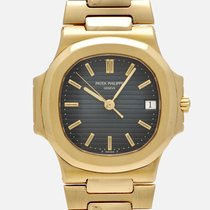 Patek Philippe Nautilus 3800 yellow good 18k full set