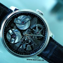 Arnold & Son Royal Collection TB88 Steel - 1TBAS.B01A.C113A