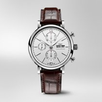 IWC Portofino Chronograph new Automatic Chronograph Watch with original box and original papers IW391007
