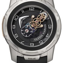 Ulysse Nardin Freak Titanium 45mm Black United States of America, New York, Airmont