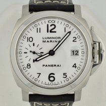 Panerai Luminor Marina Automatic Steel 40mm White Arabic numerals United States of America, Georgia, Atlanta