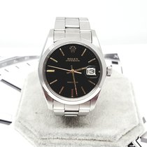 Rolex 6694 Steel 1984 Oyster Precision 34mm pre-owned United Kingdom, Hertfordshire