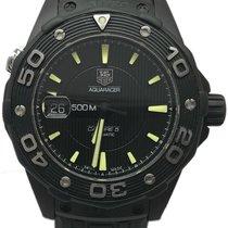 TAG Heuer Aquaracer 500M Steel 48mm Black No numerals United States of America, Florida, Naples