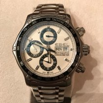 Ebel 1911 Discovery new 43mm Steel