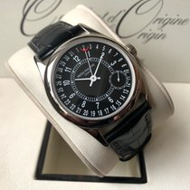 Patek Philippe Calatrava White gold 37mm Black Arabic numerals