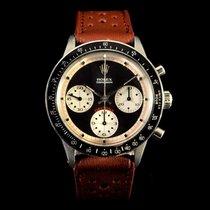 Rolex 6241 Paul Newman Stahl 1967 Daytona gebraucht