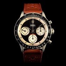 Rolex 6241 Paul Newman Steel 1967 Daytona pre-owned