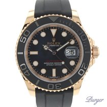 Rolex Rose gold 40mm Automatic 116655 pre-owned