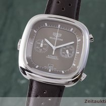TAG Heuer Silverstone Steel 42mm Brown